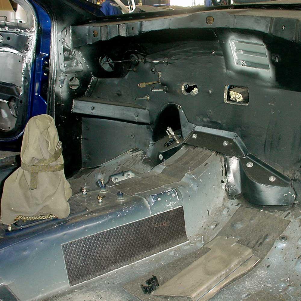 Toyota blindado