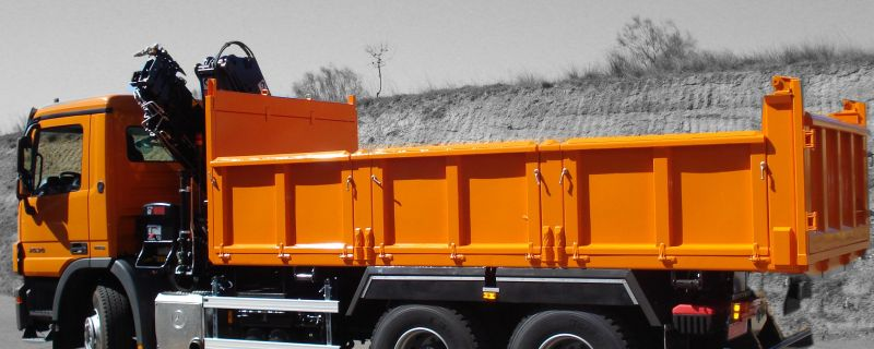 Camión Caja Fija